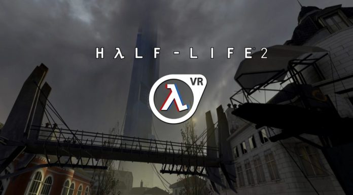Mod VR pour Half-Life 2