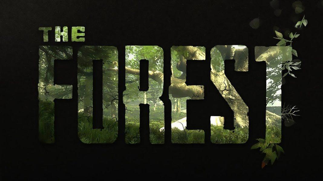 The Forest en VR