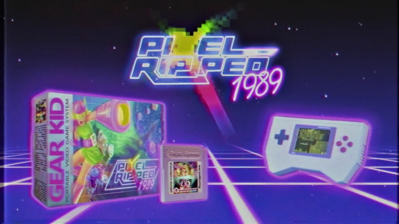 Pixel Ripped 1989 se trouve enfin une date