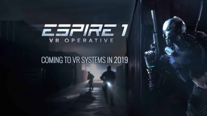 Espire 1 VR Operative
