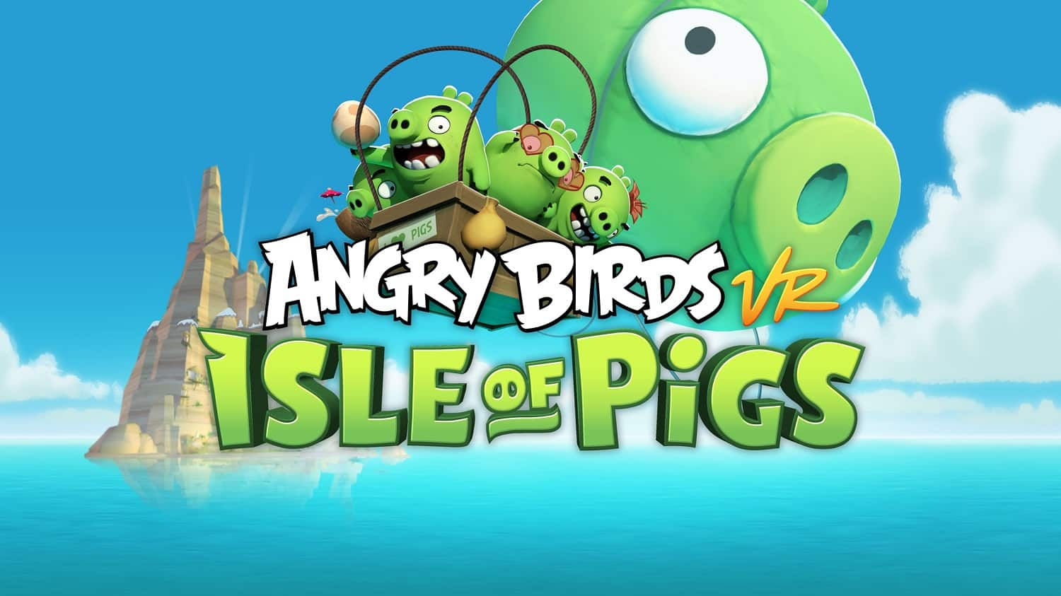 Angry Birds VR