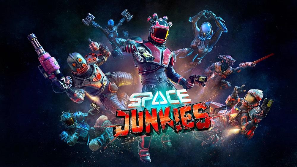 SPACE JUNKIES VR