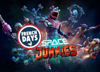 Space Junkies VR