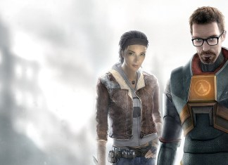 VALVe presents Half-Life Alyx vr