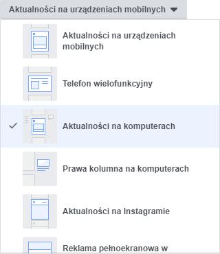podgląd aktualności na komputerach