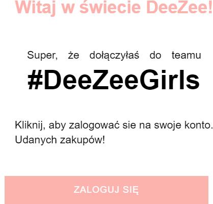 DeeZee - przykład