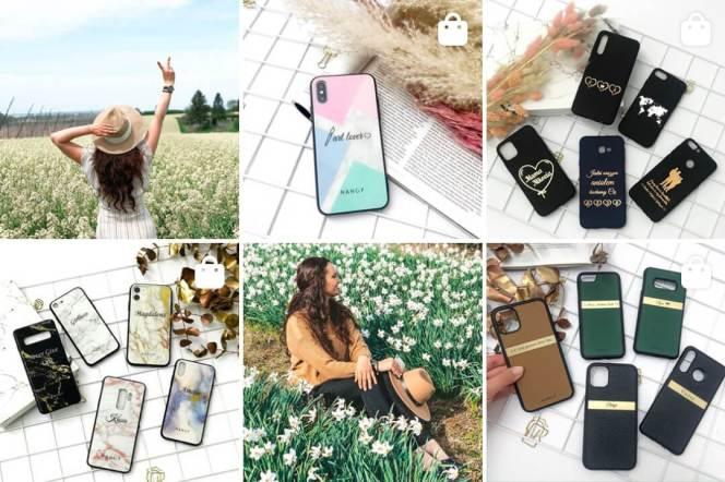 Nancy Akcesoria – przykład oznaczeń produktów na Instagramie