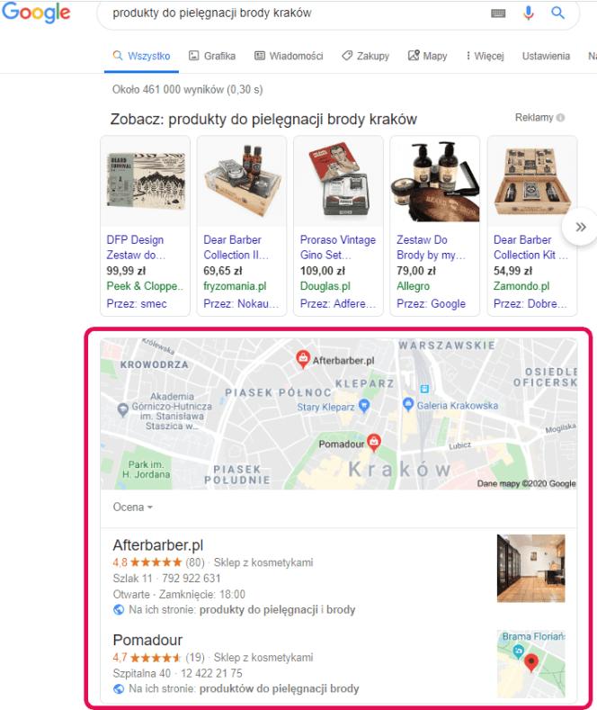 Produkty do pielęgnacji brody Kraków