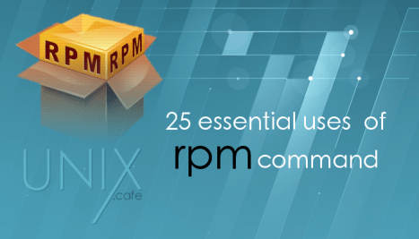 rpm : 25 practical common examples of rpm command
