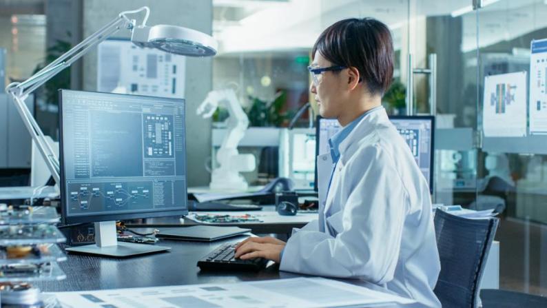 Linux runs scientific institutions