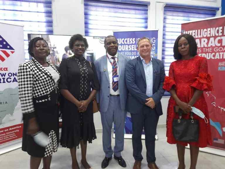 NAU partners US Embassy on Students Entrepreneur Development Study