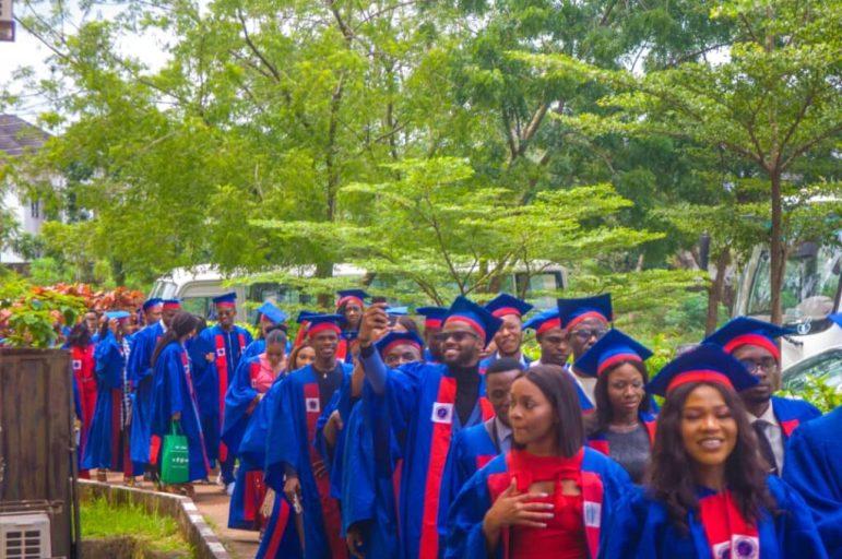 UNIZIK graduates 118 Pharmacists