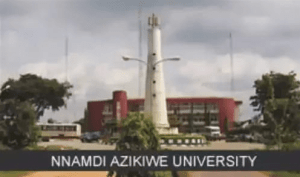 UNIZIK Cut off mark for 2020/2021 Admission