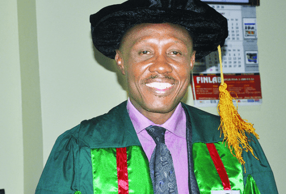UNIZIK VC, Prof. Ahaneku Installed as Fellow Academy of Environmental Health