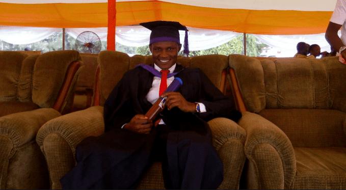 UNIZIK 2017 Best Graduating Student – Ozofor Henry Ikenna