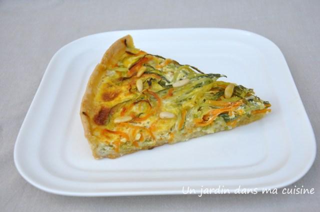 tarte_aux_spaghettis_de_légumes_un_jardin_dans ma_cuisine
