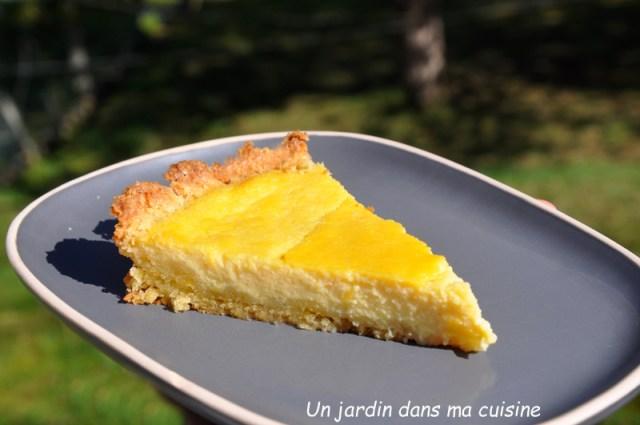 tarte à la flamande ou paat-taart