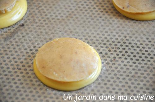 choux crème amlou à l'huile d'argan