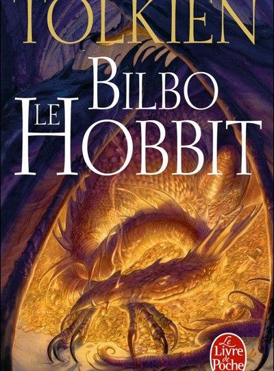 J.R.R. Tolkien, Bilbo le Hobbit - Un Jour. Un Livre.