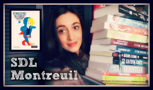 MissMymooReads - Dedicaces Montreuil 2013 cover