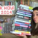 Book Haul : Mai 2014