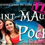 [Vlog] Salon de Saint-Maur en Poche 2014 + quelques petites aventures livresques (ou pas) !