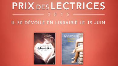 Prix des lectrices 2015 cover