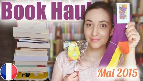 MissMymooReads - Book Haul mai 2015 cover