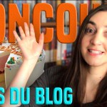 {CLOS} CONCOURS : 4 ans du blog
