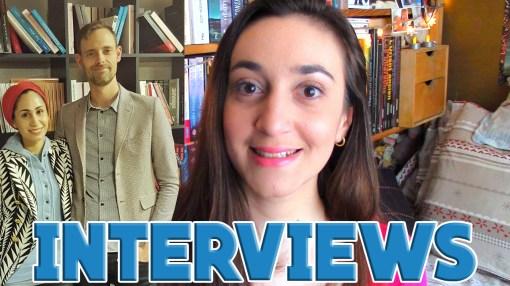Interviews Riggs et Mafi cover