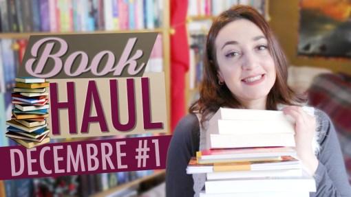 Book Haul décembre 2016 Part. 1