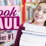 Book Haul : Janvier 2017 (Part. 1)