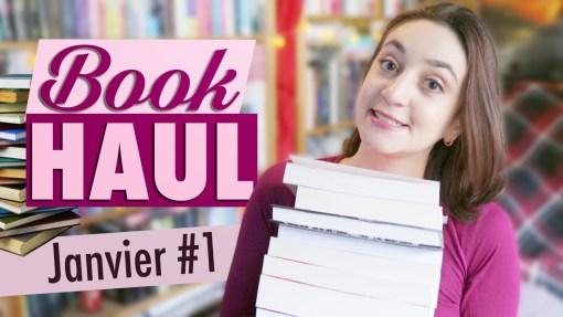 Book Haul Janvier 2017 Part. 1 cover1