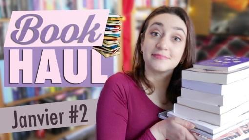 Book Haul Janvier 2017 Part. 2 cover