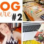 Vlog lecture #2 : la vie de stagiaire