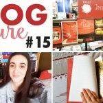 Vlog(mas) Lecture #15 : En attendant Noël