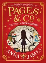 Pages and Co Anna James hardcover edition