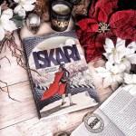 Iskari, tome 1 : Asha, tueuse de dragons, de Kristen Ciccarelli