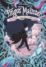 Fingus Malister tome 1 Ariel Holzl