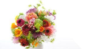 花を飾って運気アップ