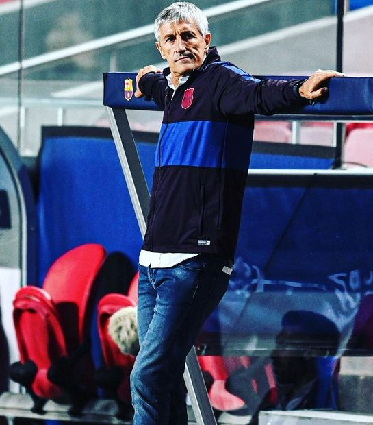 Barcelona sack Quique Setien after tonight's 8-2 defeat to Bayern