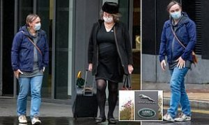 Jaguar Land Rover makes an apology, to hand over £180,000 to former Gender-fluid engineer Ms Rose Taylor, 43, who was branded 'IT' for wearing women's clothes by bullying colleagues.