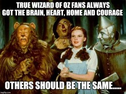 Wizard of Oz: 12 Funny Memes and Video of Announcement that Show is moving to Exeter Corn Exchange