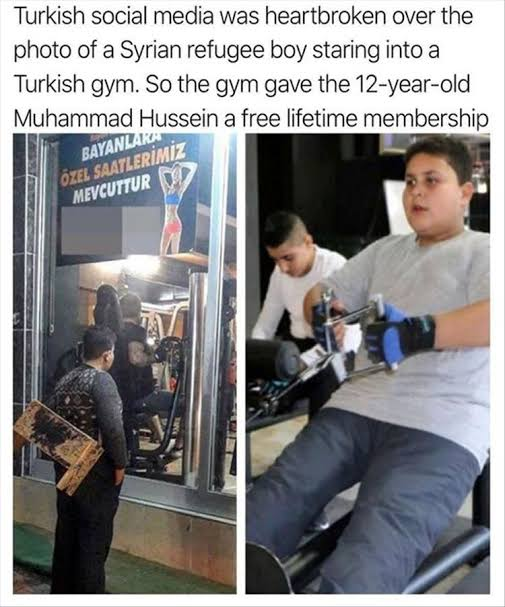 Faith in Humanity Restored unkleaboki (12 Motivational Photonews)