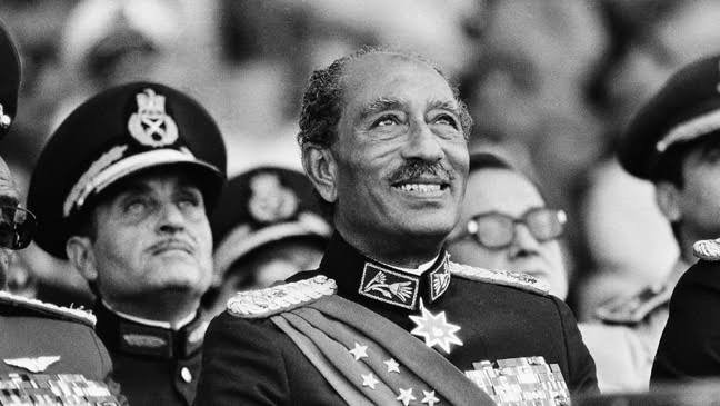 Today in history anwar sadat