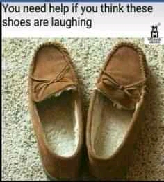 10 Benefits of wearing shoes (Funny Shoe Pictures)