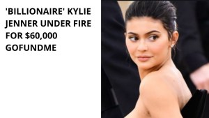 Reality star Kylie Jenner faces backlash after asking fans to support Samuel Rauda gofundme appeal
