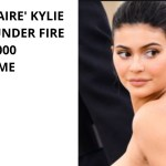 Kylie Jenner, 23, sparked outrage on social media outlets after asking her fans and followers to donate to a GoFundMe for her friend and makeup artist Samuel Rauda.