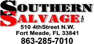 S-Salvage Logo