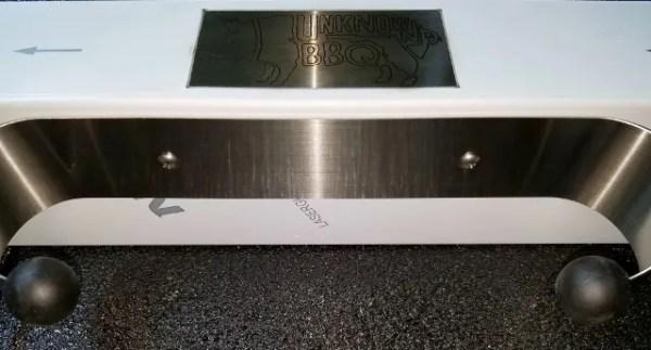 Heavy Duty Aluminum Foil Dispenser Stainless Steel